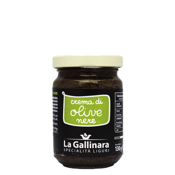 Crema di olive ner