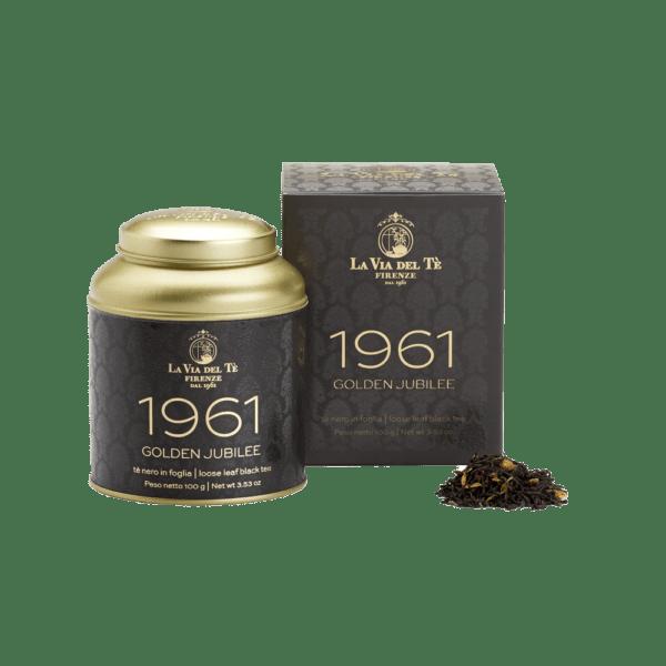 Black tea 1961