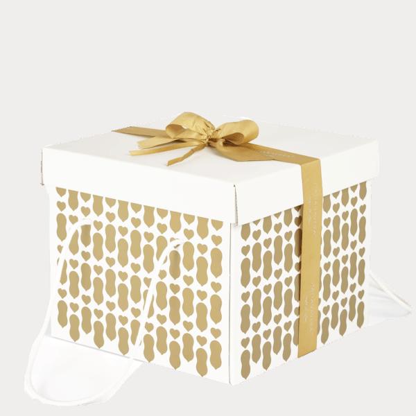 Gift box gold