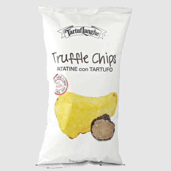 Truffel chips 100gr