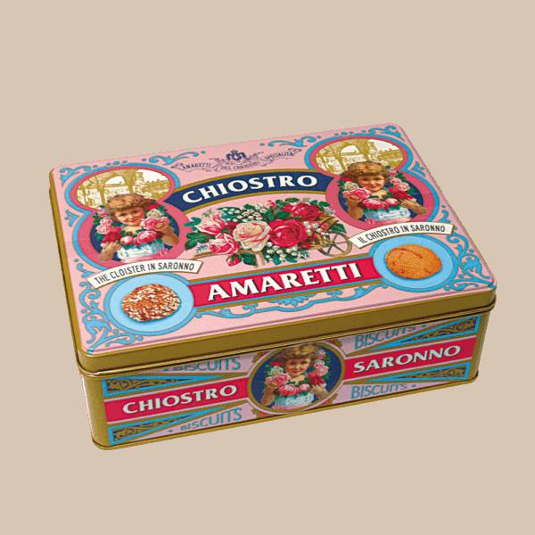 Amaretti fresh vintage