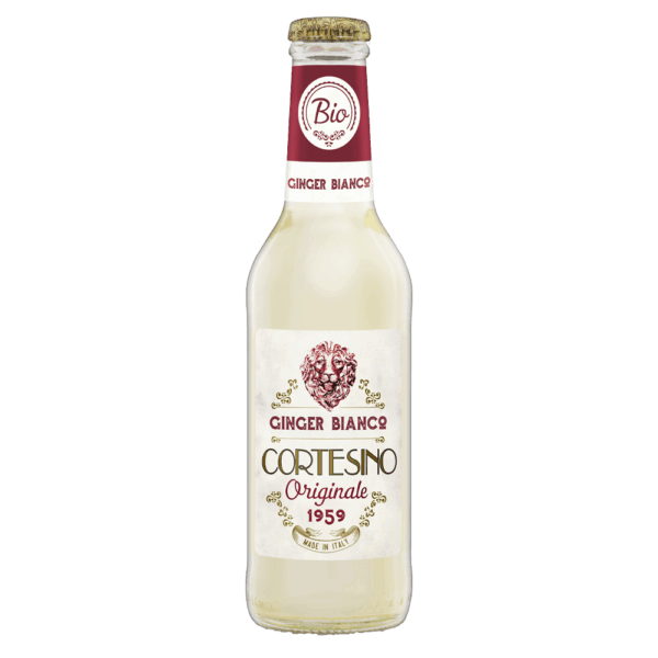 Cortese orginale 1959 ginger bianco