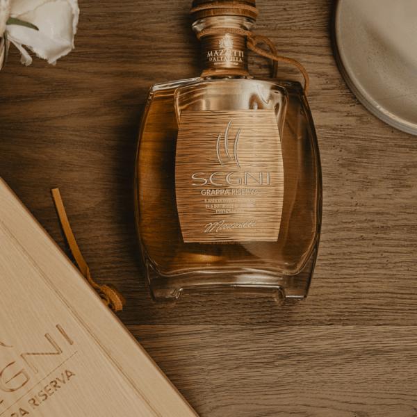 Riserva Segni in wooden box